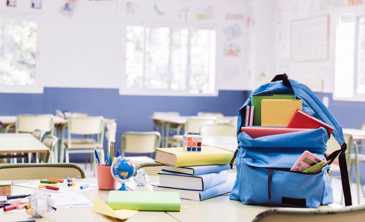 Foto 1 - La vuelta al 'cole': Un análisis en datos de los colegios sorianos y de la región