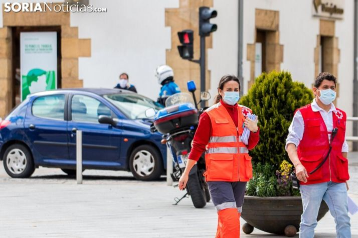 Foto 1 - 1,7 M€ para la Red regional de protección de Cruz Roja