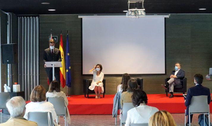 Inauguración de la 'Jornada de Directivos Públicos Profesionales'. /Jta.