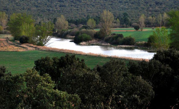 Una imagen del Duero en la provincia. /SN