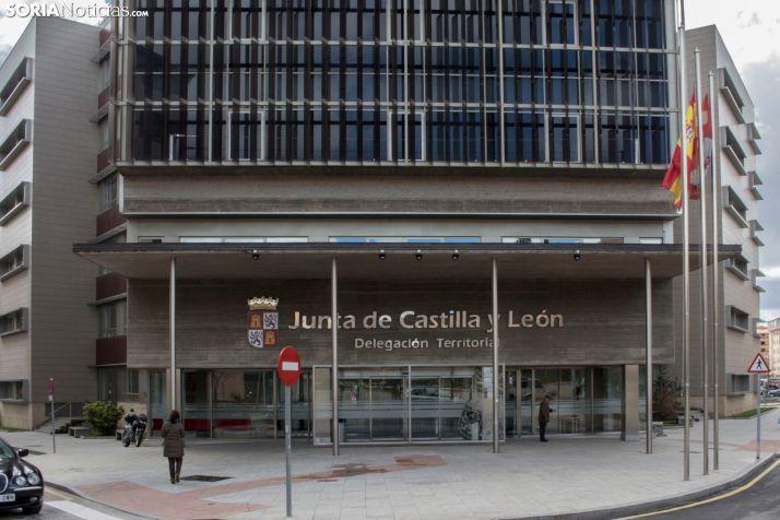 Delegación Territorial de la Junta en Soria