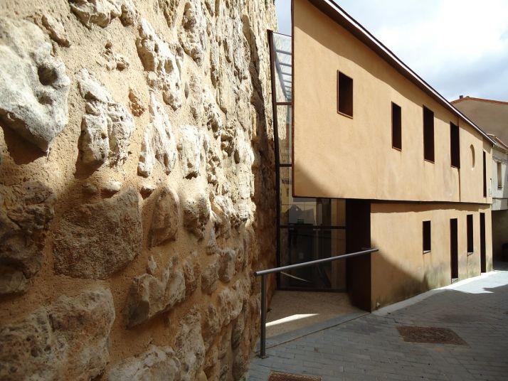 Foto 2 - El Espacio Muralla de Almazán reabre sus puertas con visitas concertadas