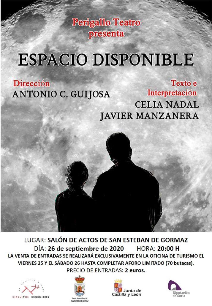 Foto 2 - San Esteban retoma el programa de Circuitos Escénicos