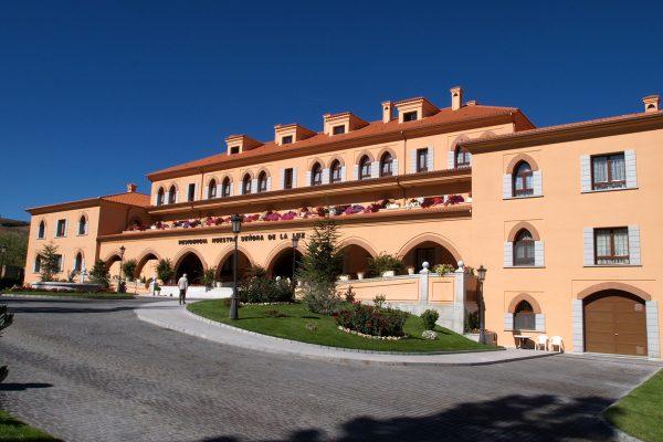 Foto 1 - Actualización: el brote de la residencia de Torralba del Moral tiene 42 positivos, 36 residentes y 6 trabajadores