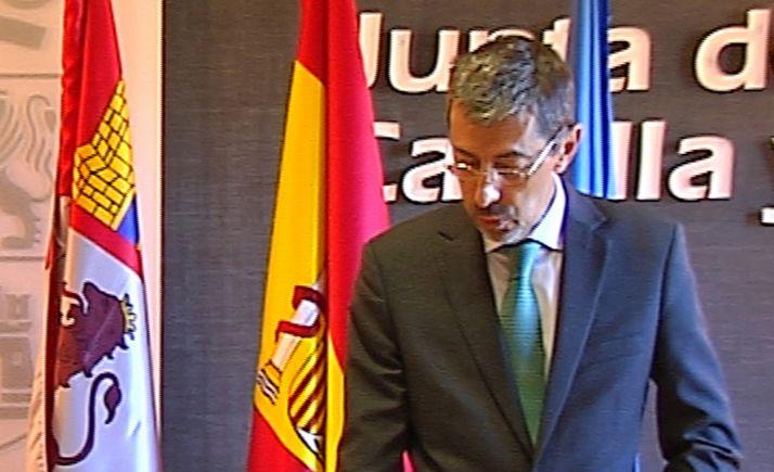 El viceconsejero de Transparencia y Calidad de los Servicios, Fernando Navarro.