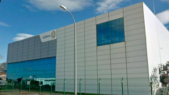 Foto 1 - Siemens Gamesa baraja ajustes en la producción de Ágreda al demorarse los pedidos de sus clientes