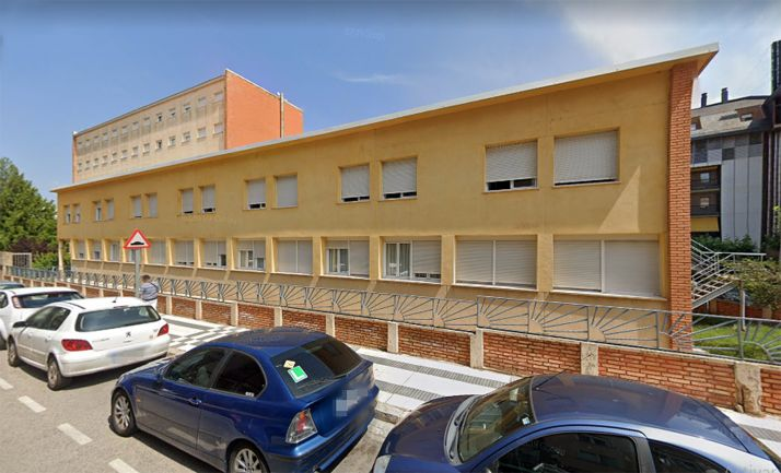 La residencia juvenil Gaya Nuño, en la capital soriana.