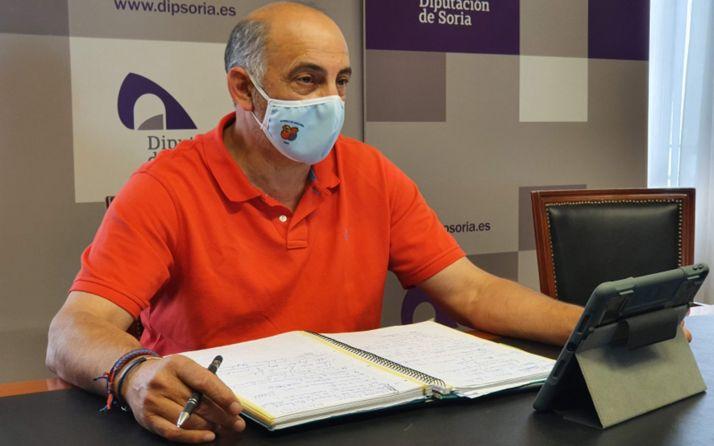 Gustavo Marín, diputado de Depotes. /Dip.