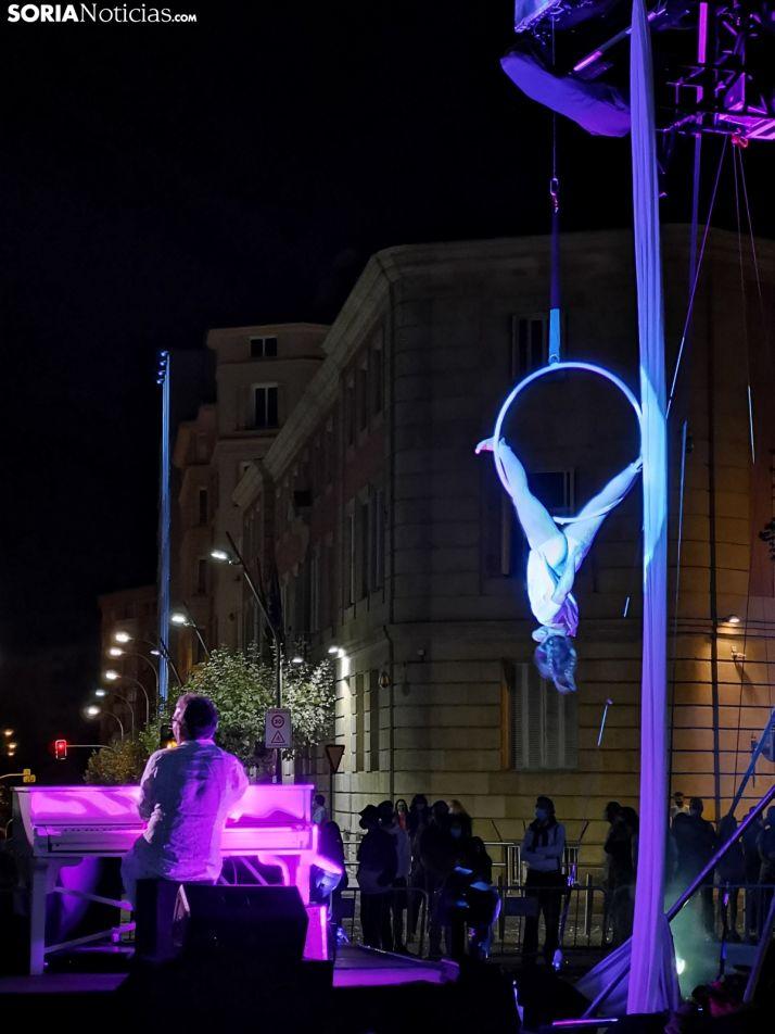 Foto 2 - Una plaza de Mariano Granados llena, vuela con los sueños de 'Flotados'