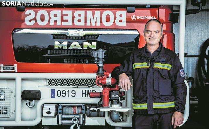 Dos jefes de parques comarcales de bomberos exponen la situación del servicio