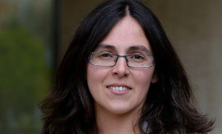 Laura Domínguez, procuradora de Podemos.