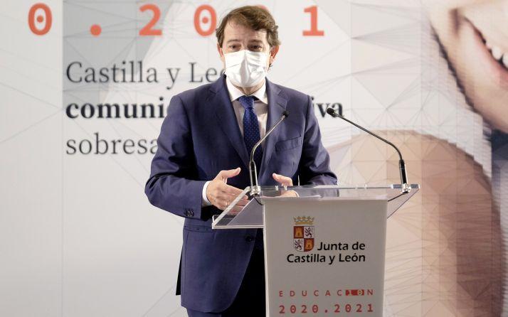 Acto institucional de inauguración del curso 2020-2021. /Jta.