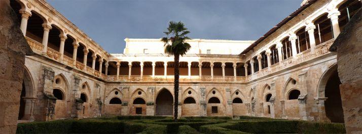 Monasterio de Santa María de Huerta.