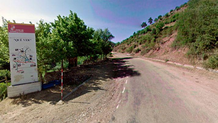 Una imagen de archivo de la carretera en las proximidades de Montenegro. /GM
