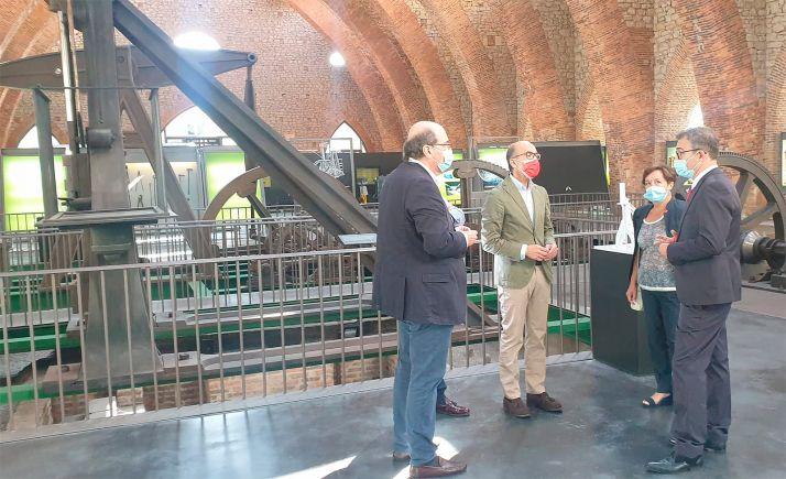 Foto 1 - El Museo de la Siderurgia y la Minería de CyL albergará el Archivo Histórico Minero de la Comunidad