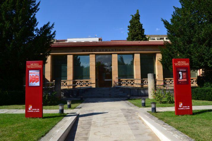 Foto 1 - 15.500 visitantes durante el centenario del Museo Numantino