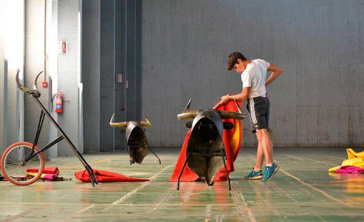 Foto 1 - La Junta concederá 326.000 € a la Fundación Toro de Lida para un circuito de novilladas en la Comunidad