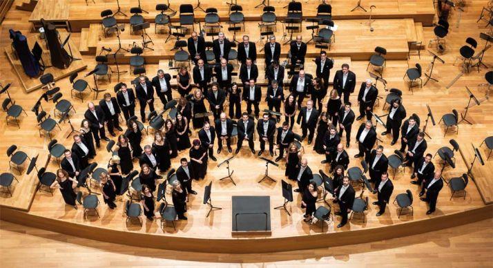 Foto 1 - La Orquesta Sinfónica de Castilla y León, esta tarde en el Otoño Musical Soriano