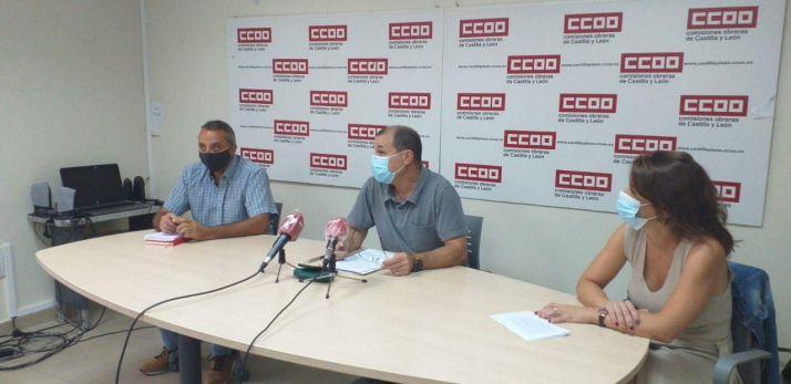 """Foto 1 - CCOO Soria denuncia """"mucha improvisación"""" en la vuelta al cole"""