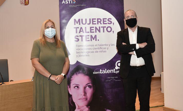 De Gregorio y Ranz en la presentación del proyecto. /Jta.