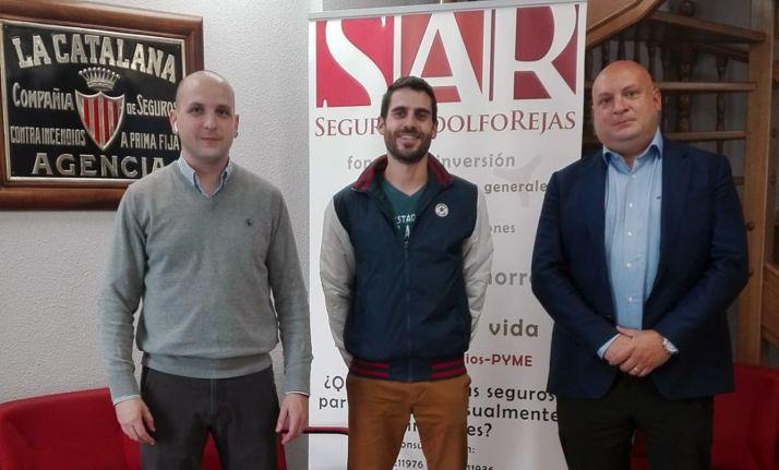 Seguros Adolfo Rejas se suma al proyecto del Bádminton Soria