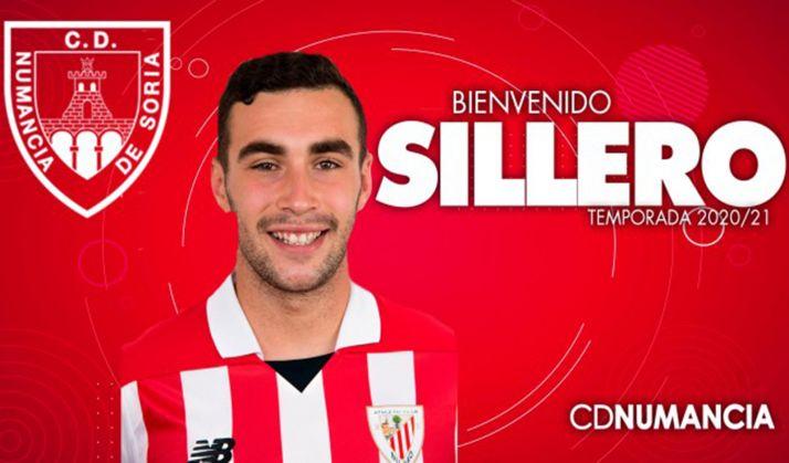 Foto 1 - Jon Sillero, nuevo jugador numantino