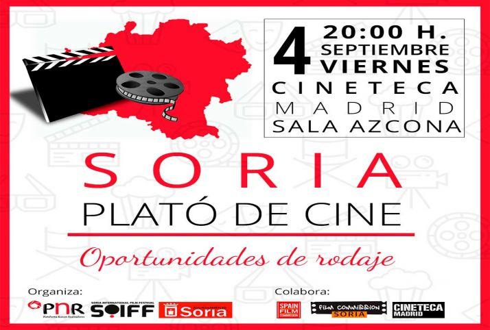 Foto 1 - 'Soria, plató de cine', un encuentro para revitalizar el sector audiovisual