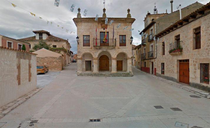 Casa consistorial de Sotillo de la Ribera. /GM