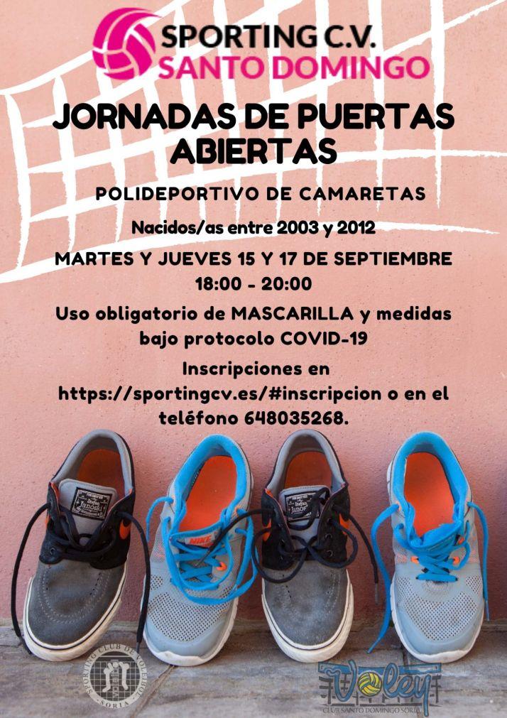 Foto 2 - Sporting-Santo Domingo CV busca jóvenes jugadores