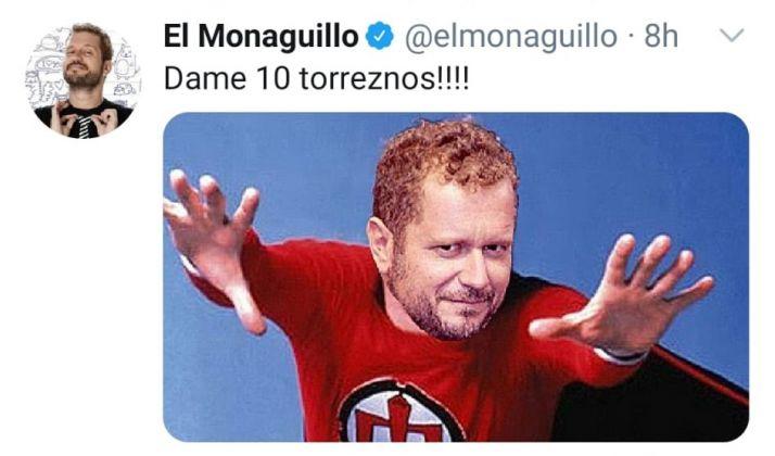 Tuit de El Monaguillo.