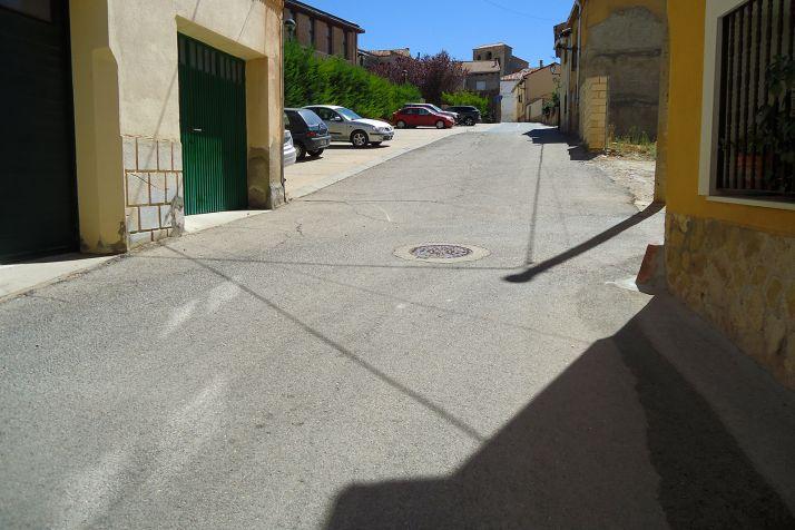 La calle Campaneros, incluida también en la licitación. /AdA