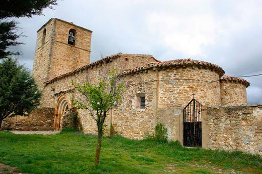 Iglesia de Cerbón.