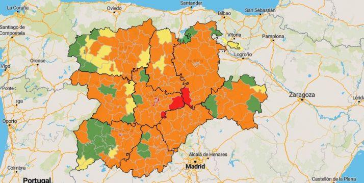 Foto 1 - Coronavirus: Estas 3 zonas de Soria llevan 14 días sin ningún caso