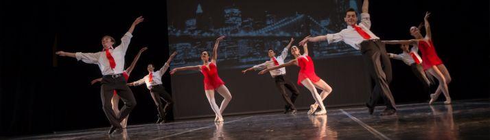 Foto 1 - Abierta la inscripción hasta el día 2 para la matrícula a la Escuela Profesional de Danza de Castilla y León