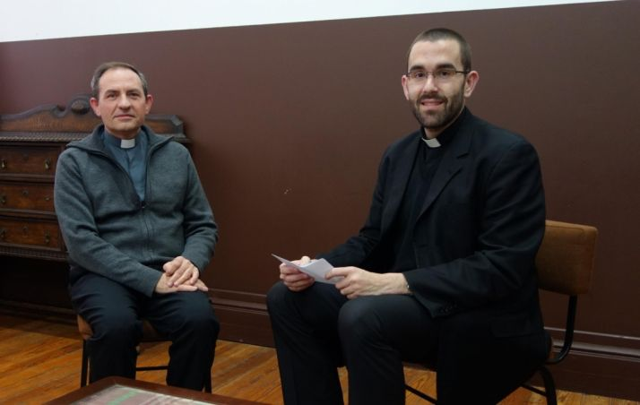 Rubén Tejedor deja el sacerdocio