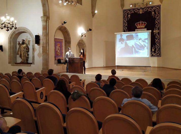 Foto 1 - Comienza el curso de cine de la Diputación `Soria en la mirada´
