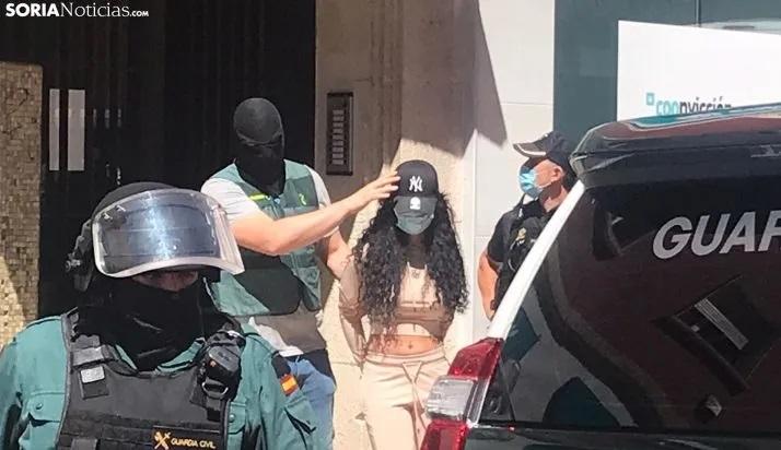 Foto 1 - 10 detenidos en Soria por drogas, pertenencia a grupo criminal y blanqueo de capitales