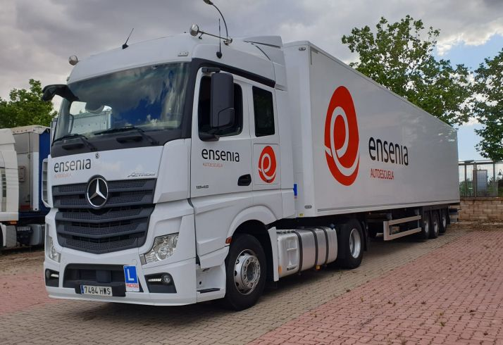 Ensenia: el mayor centro de formación en transporte y logística de Soria
