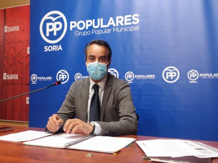 Foto 1 - El PP lamenta que se adquieran más espacios mientras el Banco de España permanece vacío