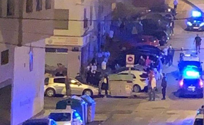 Foto 1 - Soria: Una actuación policial por violencia de género se salda con varios agentes agredidos