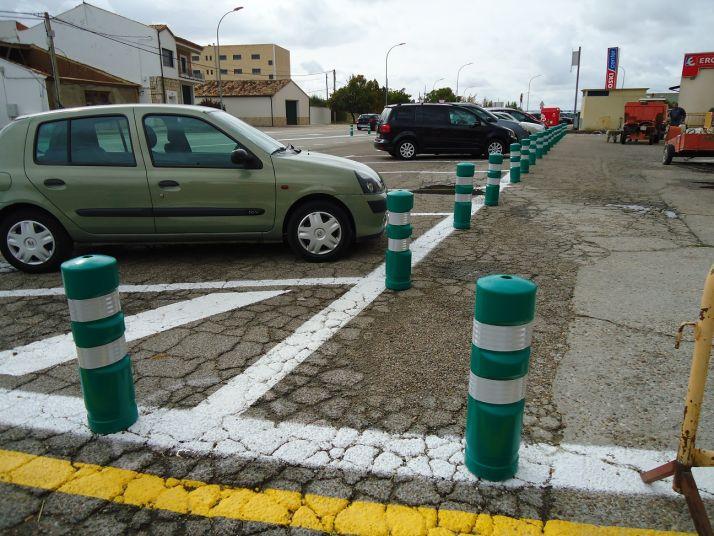 Foto 2 - Concluye la actuación integral para mejorar la señalización vial del casco urbano de Almazán