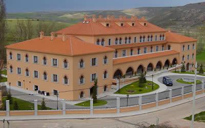 Foto 1 - La Junta confirma 40 positivos por COVID en una residencia de Torralba del Moral