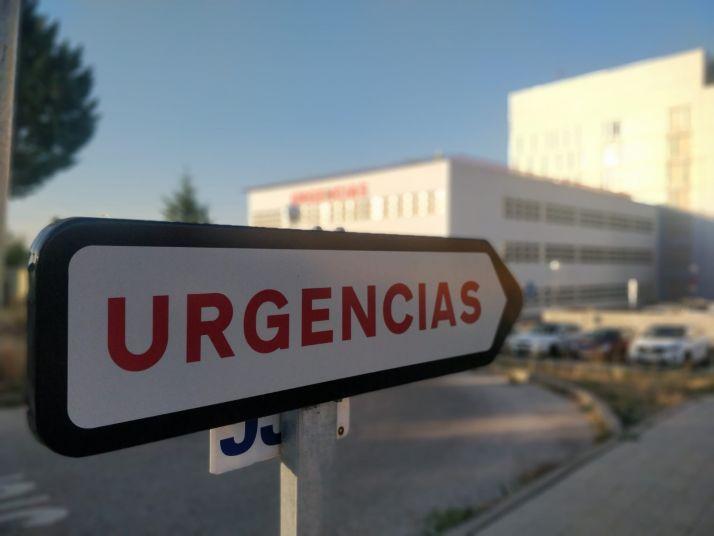 Foto 3 - Coronavirus: Situación del Hospital de Soria hoy, 19 de septiembre