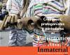 Foto 1 -  'Creadores, protagonistas y portadores del patrimonio cultural inmaterial' en el Museo Etnográfico de Zamora