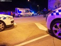 Foto 6 - Atropellada una mujer en Los Pajaritos
