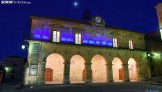 Una imagen del Palacio de la Audiencia en la capital. /SN