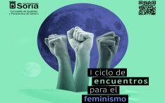 El I Ciclo de Encuentros para el Feminismo contará con mujeres referentes de la cultura y talleres para