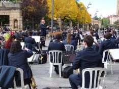 Foto 4 - GALERÍA: La Banda toca en la Fiesta Nacional