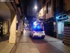 Foto 6 - Soria cumple el toque de queda y a las 22:00 horas Soria se vacía