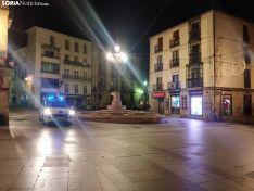 Foto 5 - Soria cumple el toque de queda y a las 22:00 horas Soria se vacía